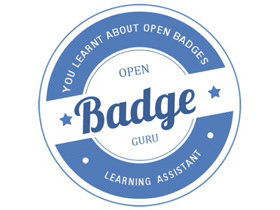 Open Badge Primer